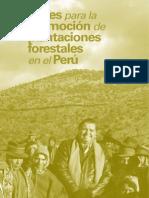 Bases para la Reforestación