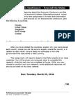 economic continuum - summative assignment - student