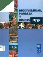 Biodiversidad, Pobreza y Bionegocios
