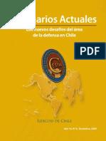 Revista Escenarios Actuales, CESIM, N°4, año 14, Dic.2009