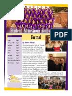 SAA Fall 2013 Newsletter