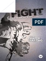 2014 Prayer & Fasting Manual(English)