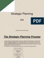 Strategic Management MIS