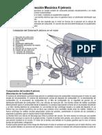 Inyección Mecánica K