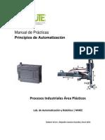 MANUAL DE PRÁCTICAS PRINCIPIOS DE AUTOMATIZACION