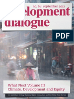 Climate Development and Equity Single Pages