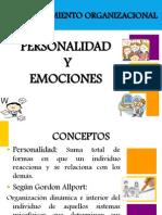 3. Personalidad y Emociones