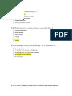 Personal Finance Quiz 3