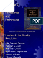 Chapter 3 Philosophies and framework