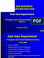 4 Transport ICT EARD by KJKim 05Mar2014