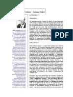 Polémica Cortázar Hecker, exilio y literatura