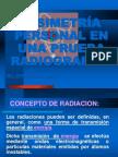 Dosimetria Personal en Rad Ind