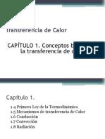 Capítulo 1. Conceptos básicos de la Transferencia de Calor (1)