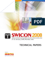 SWICON 2008 Technical Papers