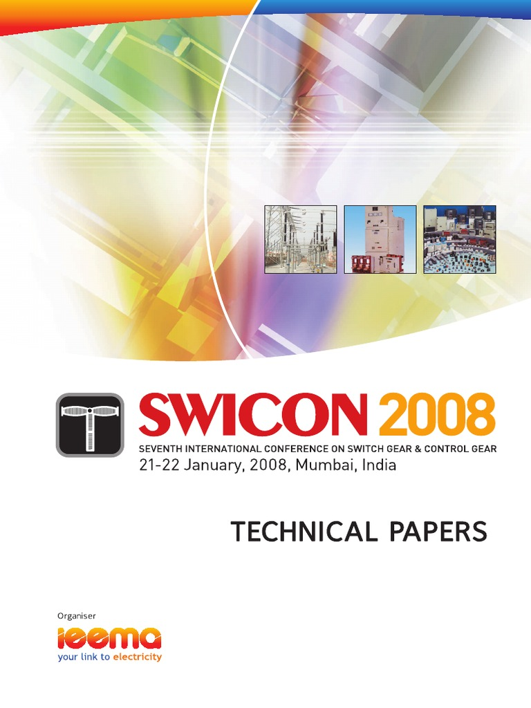 Swicon 2008 Technical Papers Electrical Substation Switch Afci Keeps Tripping After Power Outage Faqs System