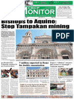 CBCP Monitor Vol. 18 No. 6