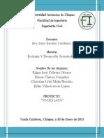 ProyectoEcología