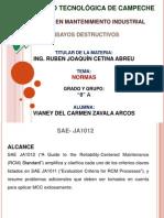NORMAS. VIANEY ZAVALA ARCOS 8A.pptx