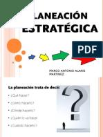 Elementos de Planeacion Estrategica