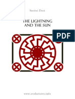 The Lightening and the Sun - Savitri Devi