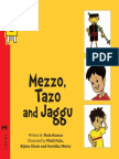 Mezzo, Tazo and Jaggu - English