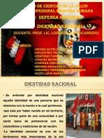 Identidad Nacional - simbolos patrios