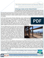 The History of Energy Codes in the United States