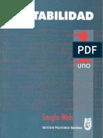 Contabilidad I - Sergio Wals