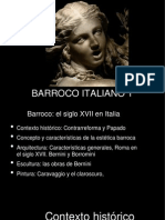 Barroco Italiano