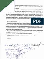 Scrisoare deschisa catre directorul Serviciului de Stat de Arhiva