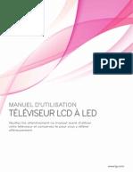 TVC LCD à LED