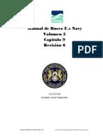 Manual de buceo comercial CAPÍTULO 9 del Vol 2 Revicion 6 en español