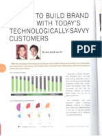 5 ways to build brand loyalty with today's technologically-savy customers
