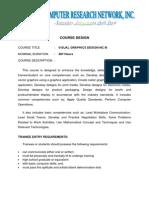 Course Design - Vgd