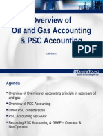 Overview of Oil Gas Accounting