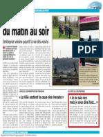 La Nouvelle Gazette - 65 décibels du matin au soir - 20.03.14