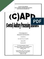 CAPD Manual Rev 8.23.11