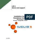 Iuclid5 Installation Manual