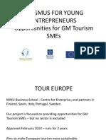 Erasmus for Young Entrpreneurs