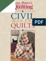 CivilWar eBook With Ad