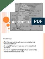 Argentina Crisis