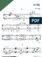 Boulez_Twelve Notations for Piano