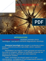 Semiologie Neuro an IV