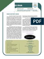 Info@Pulisaa Vol.03, No.03