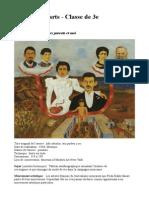 Documents Frida Kahlo de M. Rouxel Pour l'HDA