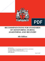 Standards of Monitoring 07