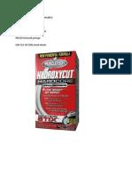 Hydroxycut Hardcore Stix