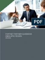 Fortinet Partner Guidebook 2013-2014
