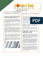 BOLETIN INFORMATIVO SOLARTE INGENIERÍA FEBRERO 2014.pdf