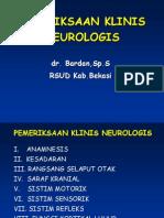 Kuliah Px. Klinis Neurologi
